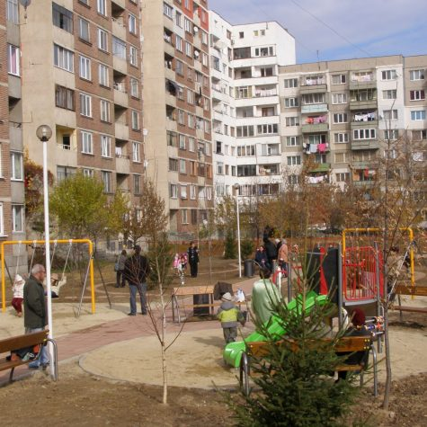 Children's playgrounds